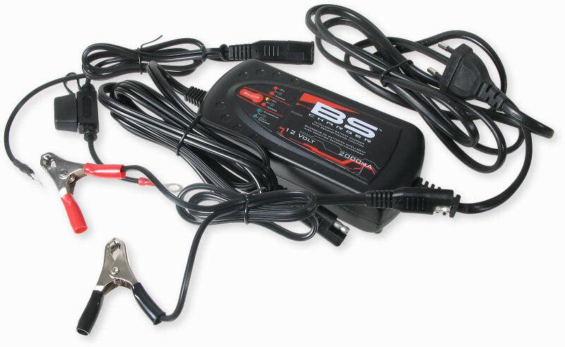 bs b520 batteriladdare